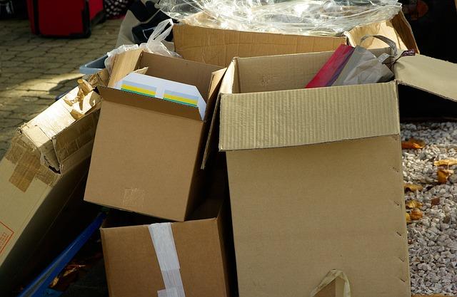 Embalaje cartón