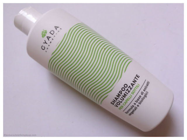 Gyada Cosmetics Color Vibe Shampoo Volumizzante