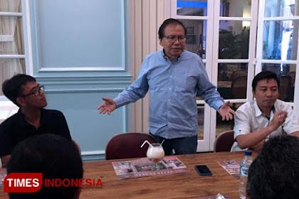 Rizal Ramli: Eling Mas Ganjar, Panjenengan Niku Gubernur, Harus Netral