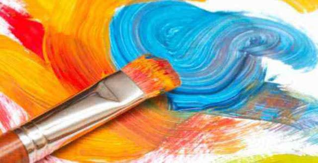 Παιδικό τμήμα ζωγραφικής στην Εύξεινο Λέσχη Ποντίων Νάουσας