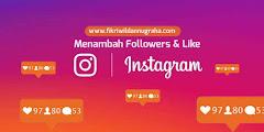 Cara Memperbanyak Like dan Follower IG Instagram