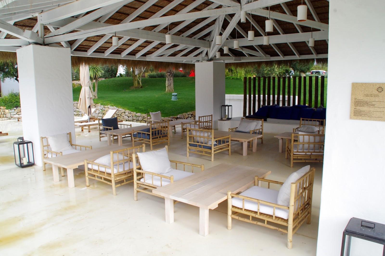 Vila Monte Farm House Portugal Outdoor Seating
