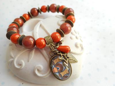 bracelet wax élastique