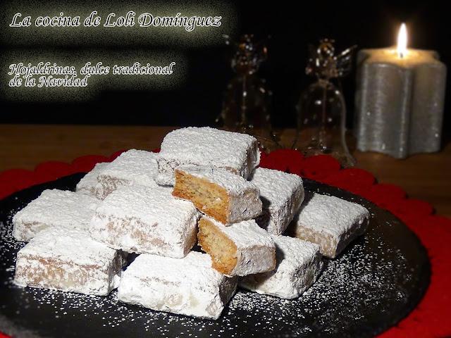 Hojaldrinas, Dulce Tradicional De La Navidad