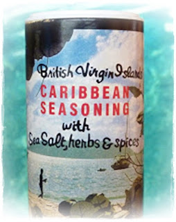 British Virgin Islands salt