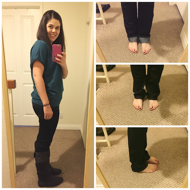 [Stitch Fix] Liverpool Collen Straight Leg Jean