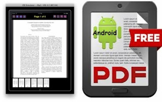 PDF Reader APK For Android Free Download