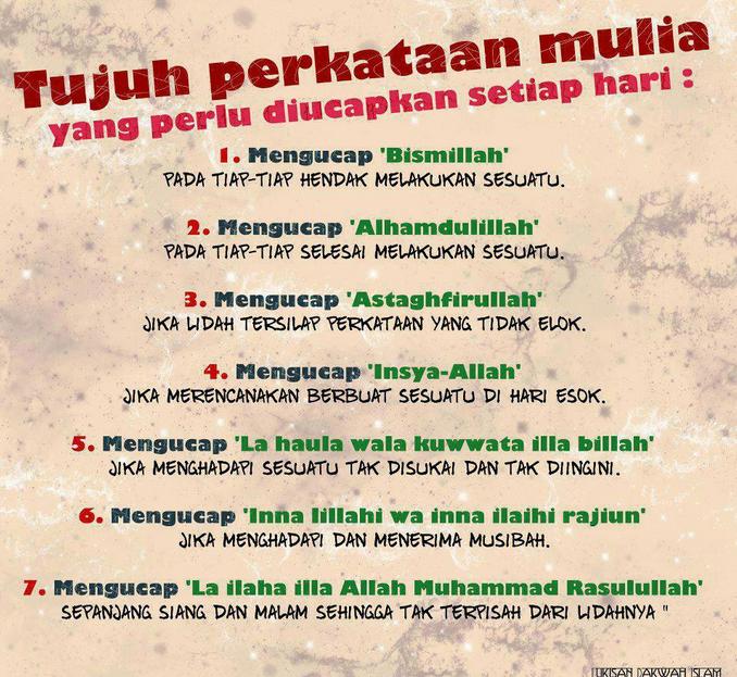 Image result for tazkirah pagi