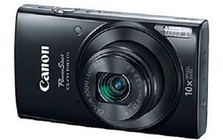 Canon Powershot Elph 190 IS kamera terbaik untuk liburan