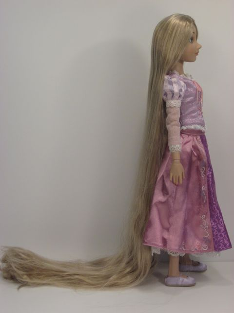 A Review Of Rapunzel From The Tonner Doll Disney Showcase