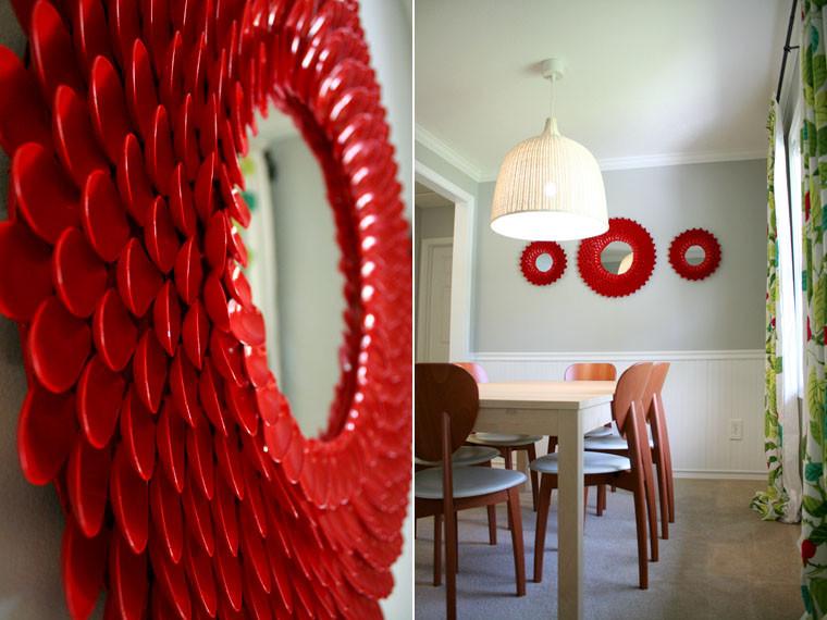 10 DIY con cucharas de plástico