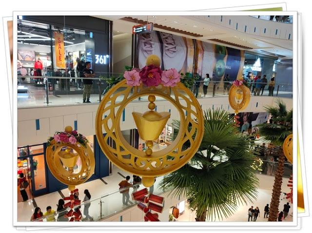 Ide Dekorasi Imlek / Chinese New Year Dengan Bunga Spons / Foam Flowers