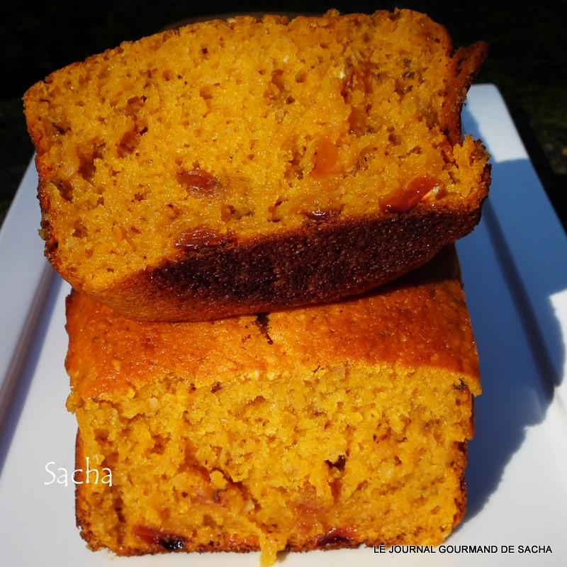 Cake Au Potiron Et Chorizo Marmiton