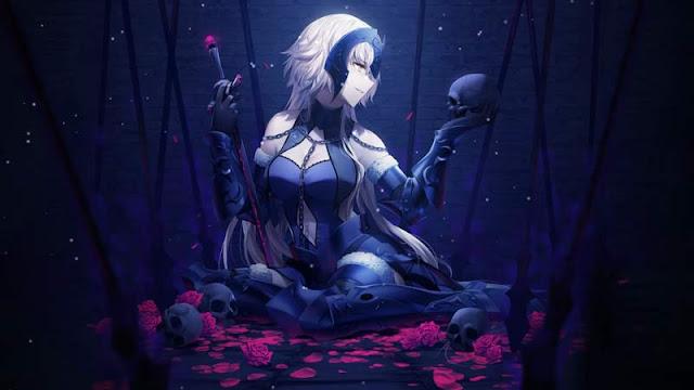 Fate Apocrypha Alter Jeanne d'Arc