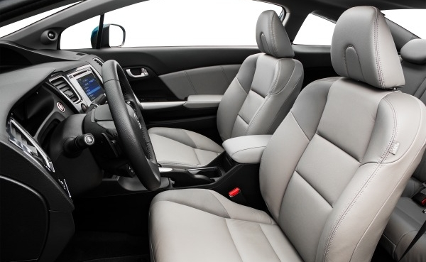 Interior Mobil Honda Civic