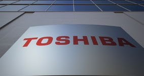 Outdoor-signage-board-toshiba-corporation-logo-modern-office-building-editorial-d-rendering-92717238