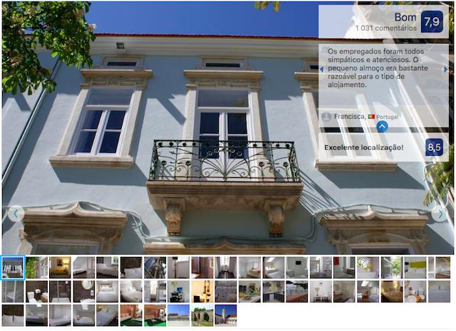 NS Hostel&Suites em Coimbra