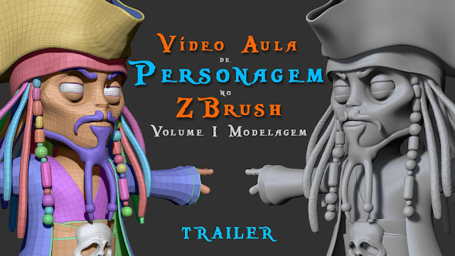 Curso de ZBrush Online
