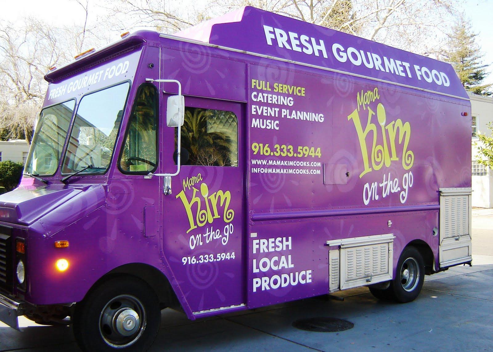 Food Trucks Sacramento County
