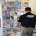 PGR asegura 5,300 discos falsos y 65 minicasinos en el interior del Estado