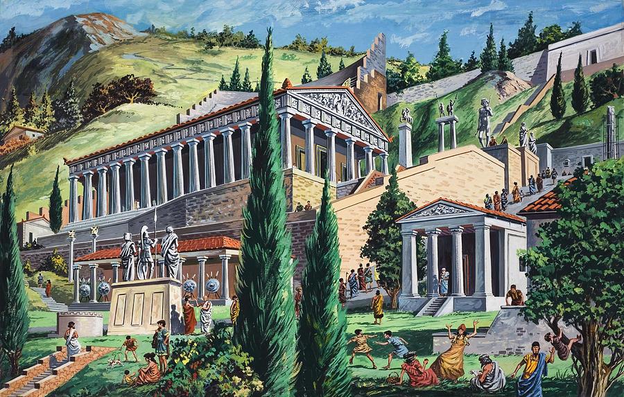 Apollos temple gay site