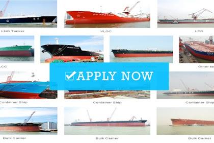 Urgent Crew For Lpg Vessel, Container, Bulk Carrier, Oil Tanker Vessel