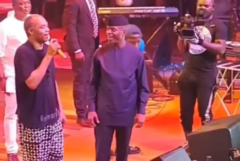 VP Osinbajo Told Openly By Femi Kuti: