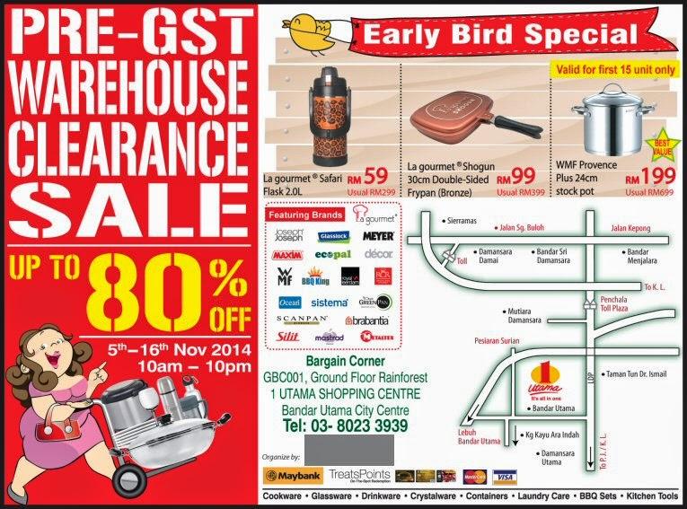Pre-GST sale by a retailer