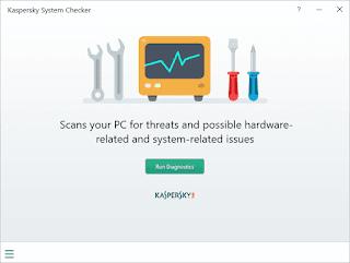 أداة, كاسبر, لفحص, وكشف, اخطاء, نظام, التشغيل, Kaspersky ,System ,Checker, اخر, اصدار