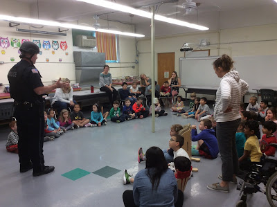 Day 152 - Community Helpers Keep Us Safe! - Mrs. Hoyt - Pine Glen Kindergarten