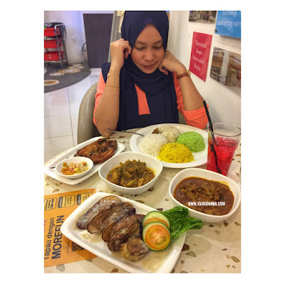 Sungkai at Pancake House International with Family Feast Set