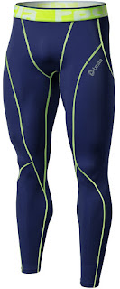 Running Tights, Compression pants