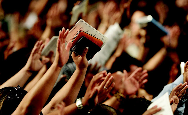 Sugestões para Ordem do Culto de Adoração (Liturgia)