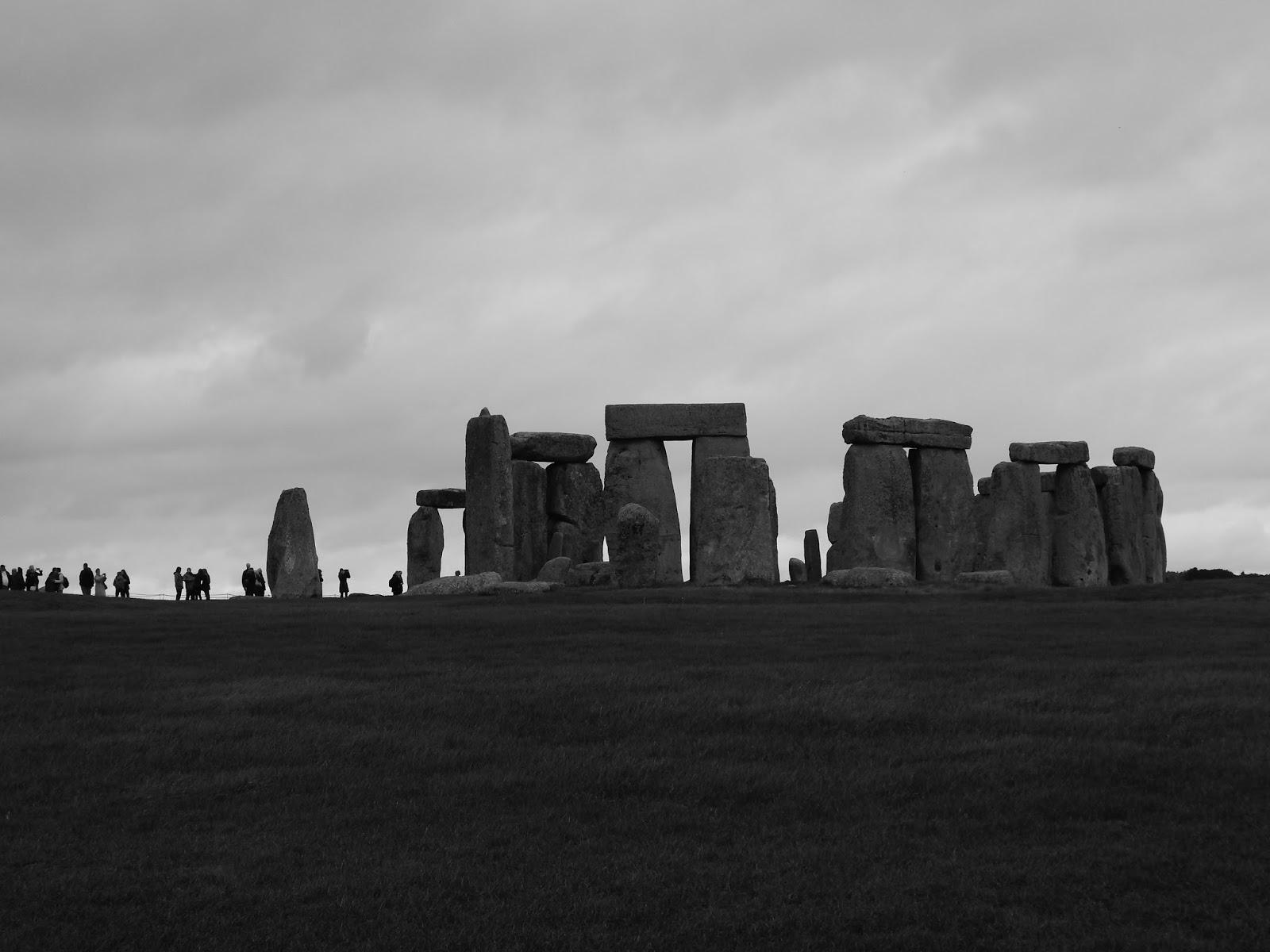 Stonehenge Amesbury Velká Británie