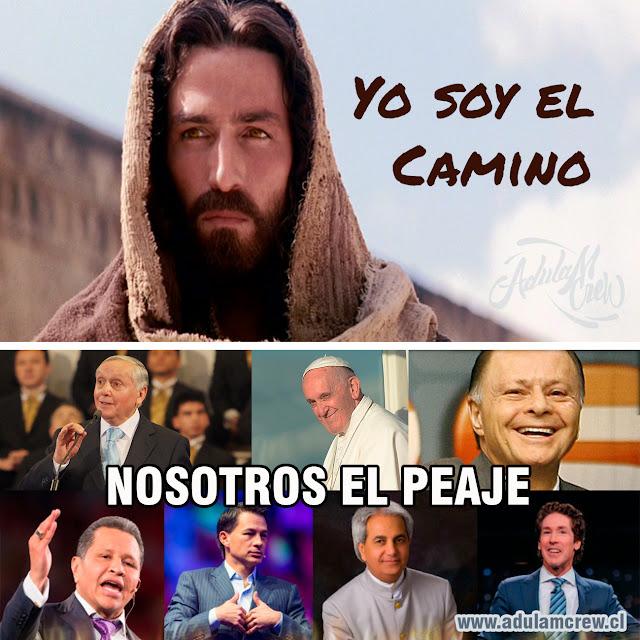 Los Diez Mandamientos - image PEAJE on http://adulamcrew.cl