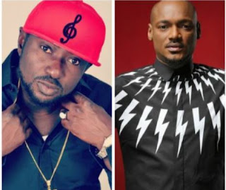 'Only Blackface can explain the problem he has with me' - 2face Idibia