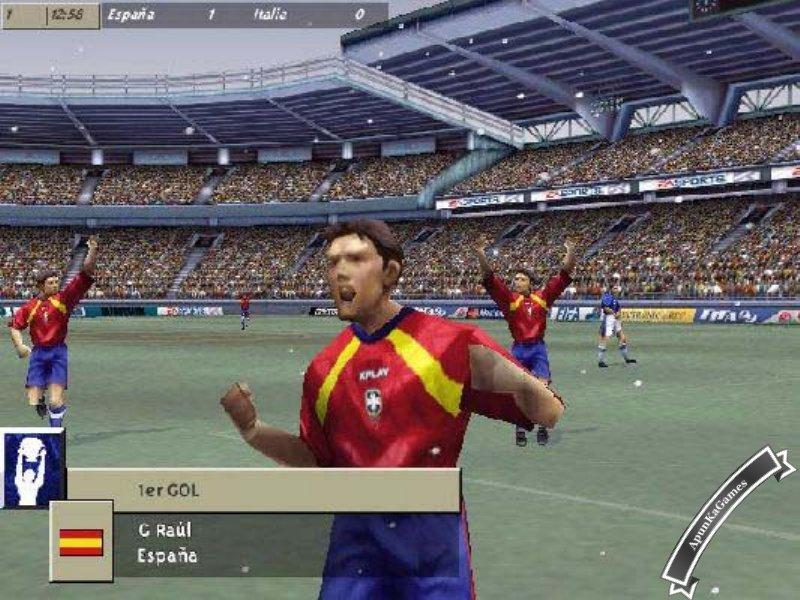 FIFA 99 Screenshots