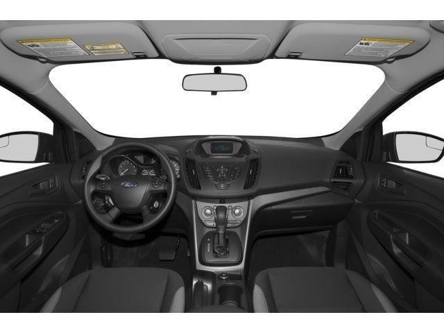 2015 Ford Escape interior