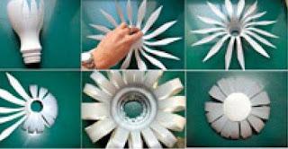 Pet Şişeden Mumluk Yapımı - Resimli Anlatım