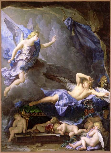 Η Ονειρομαντεία στην Αρχαία Ελλάδα