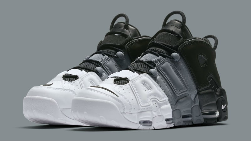 Nike Air More Uptempo Tri Color Drops This Month Analykix