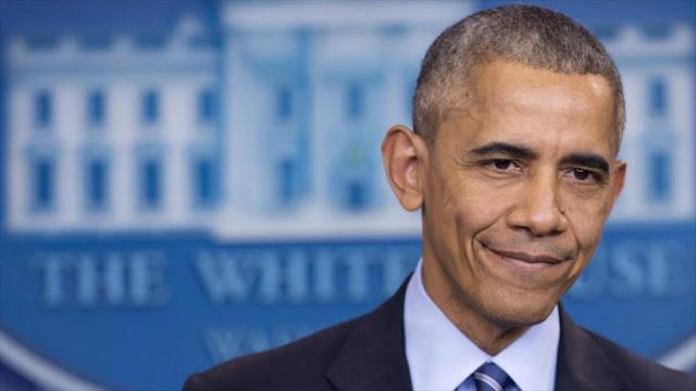 Obama firma ley que prohíbe cooperación militar con Rusia