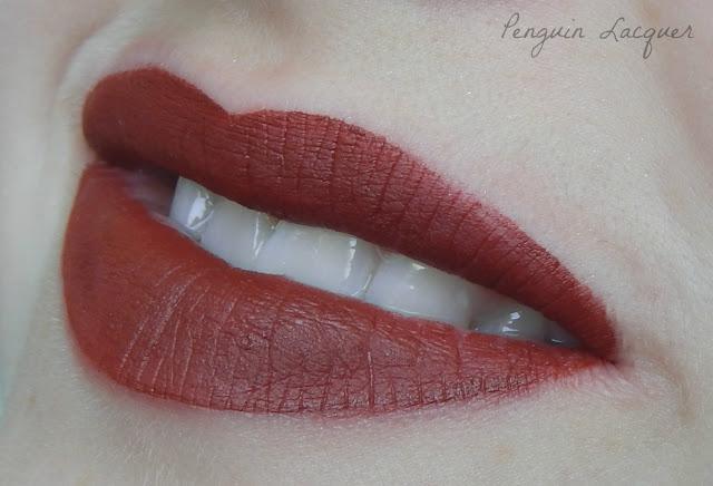 Born Pretty Store Longlasting Lipgloss 33 mund offen