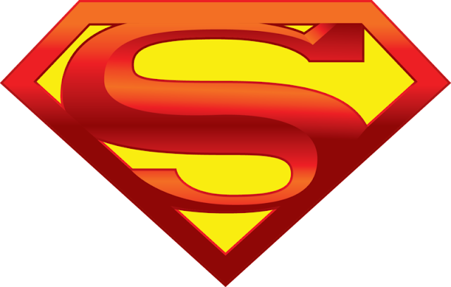 my superman logo by the penciler