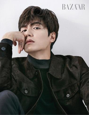 Harper Bazaar 3 Lee Min Ho