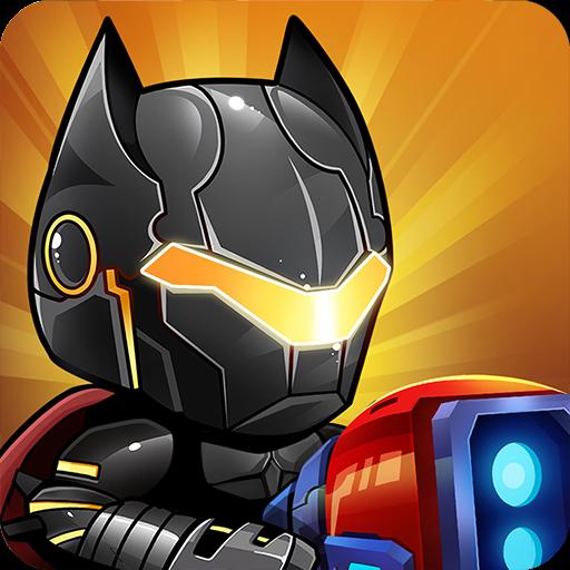 تحميل لعبة Mega Shooter: Infinity Space War v1.0.9 مهكرة للاندرويد شراء وتسوق مجانا