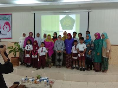 Peringati Hari Ibu, PI ISEI Lampung Beri Beasiswa Bagi Anak Asuh
