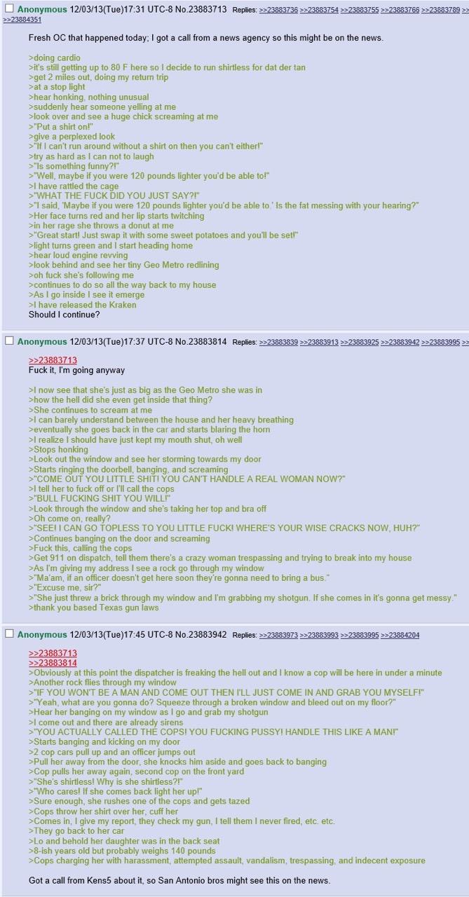 4chan greentext 5