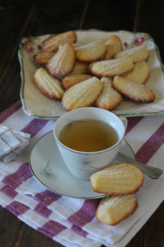 madeleines-te, madeleines, te, limon