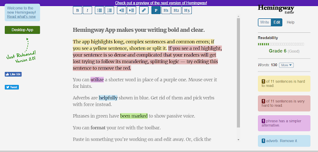 7 Free Online Editing Tools #Editing #AmEditing